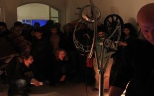 Sound of Matter, performance by Rudi Punzo